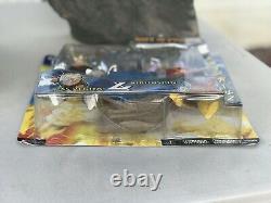 2003 DragonBall Z Art Of Fusion SS VEGITO & KIBITOSHIN 2-Pack Figure Set JAKKS