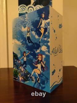 A Lull in the Sea Anime Blu-ray Premium Edition Box Set NIS America LIKE NEW