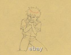 Akira Genga Drawing Set for Anime Cel Animation Art Kaneda Otomo 1988