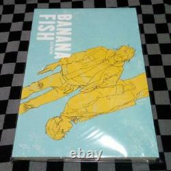 Animation BANANA FISH Setting Art Collection Book 202page