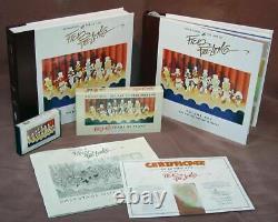 Animation The Art of Friz Freleng Vol 1 SEALED Signed Ltd Box set Sericels COA