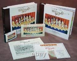 Animation The Art of Friz Freleng Volume One Book Box Set Sericel Ltd Edition