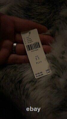 Anthropologie 3X Janine Lecour Fleurs Pajama Set Animal Print Art To Wear Blue