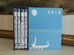 Aria The Animation Collection Blu-Ray Nozomi Set Kickstarter Exclusive Anime Art