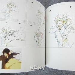 BAKEMONOGATARI Key Animation Note Art Book Complete Set AKIO WATANABE