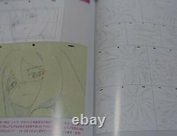 BNA Animation Art Work Book 3 Set vol. 2 Design Key Frame Story Board B. N. A