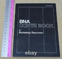 BNA Animation Blu-ray Disc Vol. 1 Limited Edition & Art Board Set Yoh Yoshinari