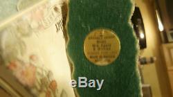 BORDER FINE ARTS BRAMBLY HEDGE 1988 5 FIGURINE SET RARE With BOXES