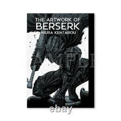 Berserk Exhibition THE ARTWORK OF BERSERK & YOUNG ANIMAL 2021 vol. 18 set