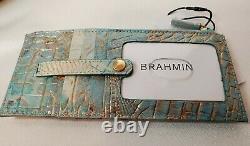 Brahmin Serendipity Felicity Backpack + Credit Card Wallet 2 Pc Set Nwt