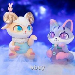 CASSY Cat Twelve Constellations Blind Box Cute Art Toy Figure Doll 1pc or SET