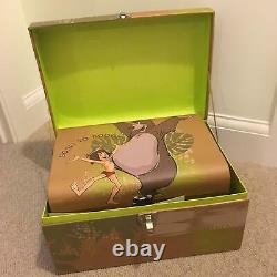 Disney The Jungle Book Toy Storage Chest Box Baloo Mowgli Art Gift Set of 3 New