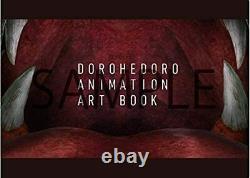 Dorohedoro ANIMATION ART BOOK + All Star Meikan Complete Edition set