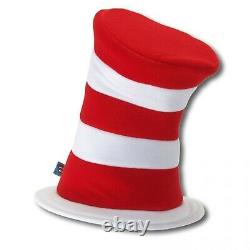 Dr. Seuss Ultimate Book Set- 60 Hardcover Books With 2 Felt Hats