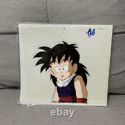 Dragon Ball Cel Picture Set Animation Art Anime Production Son Gohan Puar