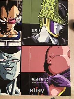 Dragon Ball Z DBZ 30th Anniversary Collector's Edition Set BluRay Art Book