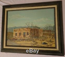 Early Works by John Hilton Oil Paintings SET OF 3 Non Smoke, Non Animal Pre Own