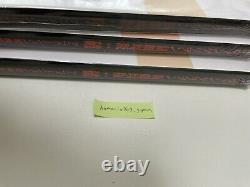 Ground work of evangelion 1.0 2.0 jo ha animation art book 3set sealed eva anime