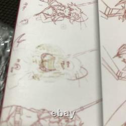 Gurren Lagann Animation Art book vol. 1-3, rasen, guren 5 set