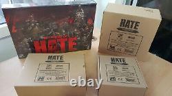 HATE KICKSTARTER UPGRADE SET Battlegrounds + Trees + Huts + Plateaus Packs NEW