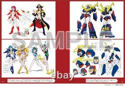 Hiroyuki Imaishi Animation Art Book Special Set kill la kill Promare anime style