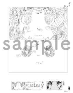 Hyouka the Niece of Time Animation Art Book Illustration Jou + Ge 2 Set Anime