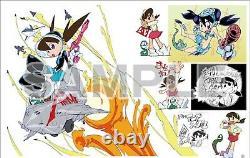 Imaishi hiroyuki animation art book works 3 set Promare kill la kill anime