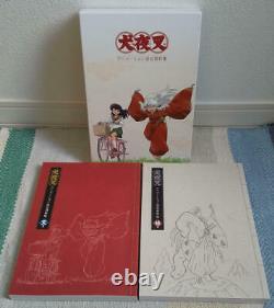 Inuyasha Animation Setting Documents Sesshomaru Art Illustration Japanese