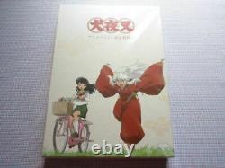 Inuyasha SUNRISE Animation Setting Documents Art Illustration Book Sesshomaru JP