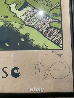 John Baizley Baroness Blue Album Green Set Aaron Horkey Mondo Tyler Stout