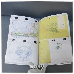 KEY ANIMATION NOTE Puella Magi Madoka Magica ART BOOK Lot of 6 books Set w / BOX