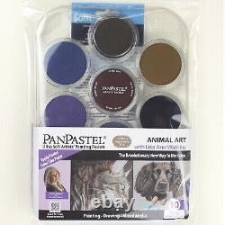 Lisa Ann Watkins Animal Art Kit Set of 10 PanPastel colours plus accessories
