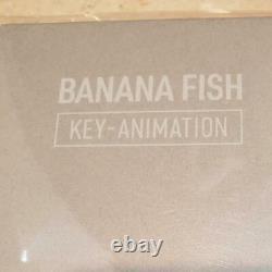 MAPPA BANANA FISH KEY ANIMATION art book 2 set anime 1 24 story