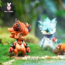 Magical Animals Fairy Fox Series Blind Box Cute Art Toy Figure Doll 1pc or SET
