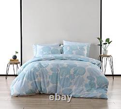 Marimekko Pioni Collection Comforter Set 100% Cotton, Reversible, Softens