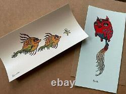 Marq Spusta Phish Lovers + Pigtail Mini Print Set 8 x 4