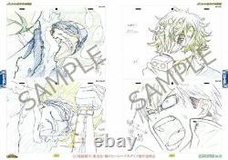My Hero Academia Animation Art Works book vol 3 & chara 4th set boku no anime