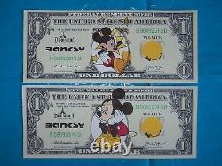 Original Dollar Note Canvas Set un signed plus Free Dismaland Banksy flyer