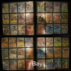 Pokémon BW & XY Ultra Rare Complete Sets EX, Full Art, Mega, Secret, Promos GX