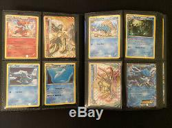 Pokémon XY Fates Collide Complete Set 125/124 All EX Break Mega Full Art SR