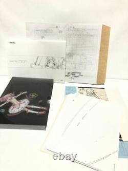 Puella Magi Madoka Magica ART BOOK KEY ANIMATION NOTE set of & Complete Anime JP