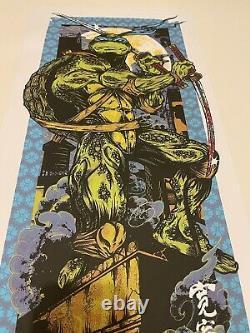 Rhys Cooper Teenage Mutant Turtles Print Set Mondo Poster