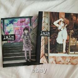 Serial Experiments Lain Complete Box Set with Art Book
