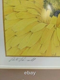 Set of 2 VINTAGE PETER PARNALL signed and numbered prints, rare excellent cond