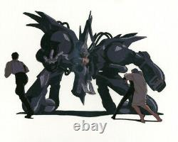 Set of 5 Armitage III Japanese animation anime art original production cels