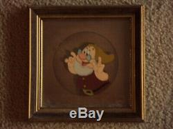 Snow White Courvoisier Limited Edition Animation Art Cel Set