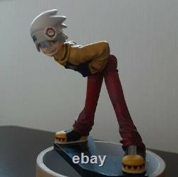 Soul Eater Trading Arts Figure doll 6set manga collection Death the Kid etc