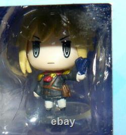 Square Enix Final Fantasy Trading Arts Mini 5 Figure Set Of Cloud Sephiroth Seal