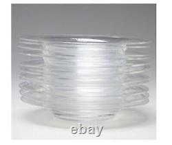 Steuben Rare MID Century Set Of 10 Art Glass'heraldic Lion' Bowls -provenance