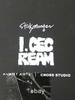 StickyMonger 3 Plate Set Complexcon Avant Arte X Cross Studio 2019 Brand New